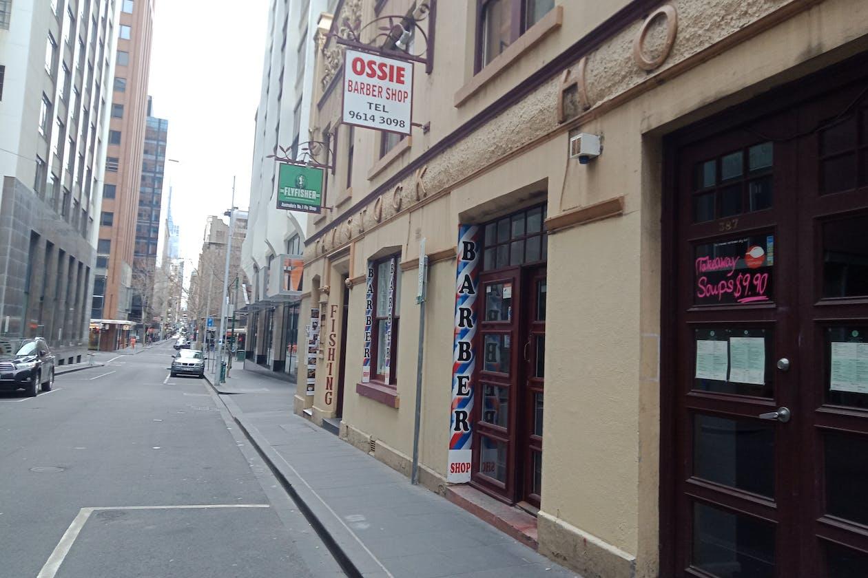 Ossie's Barber Shop image 2