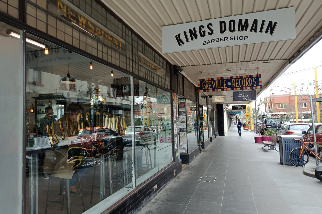 Kings Domain - Prahran