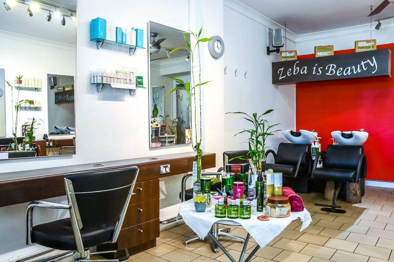 Zeba Hair Studio