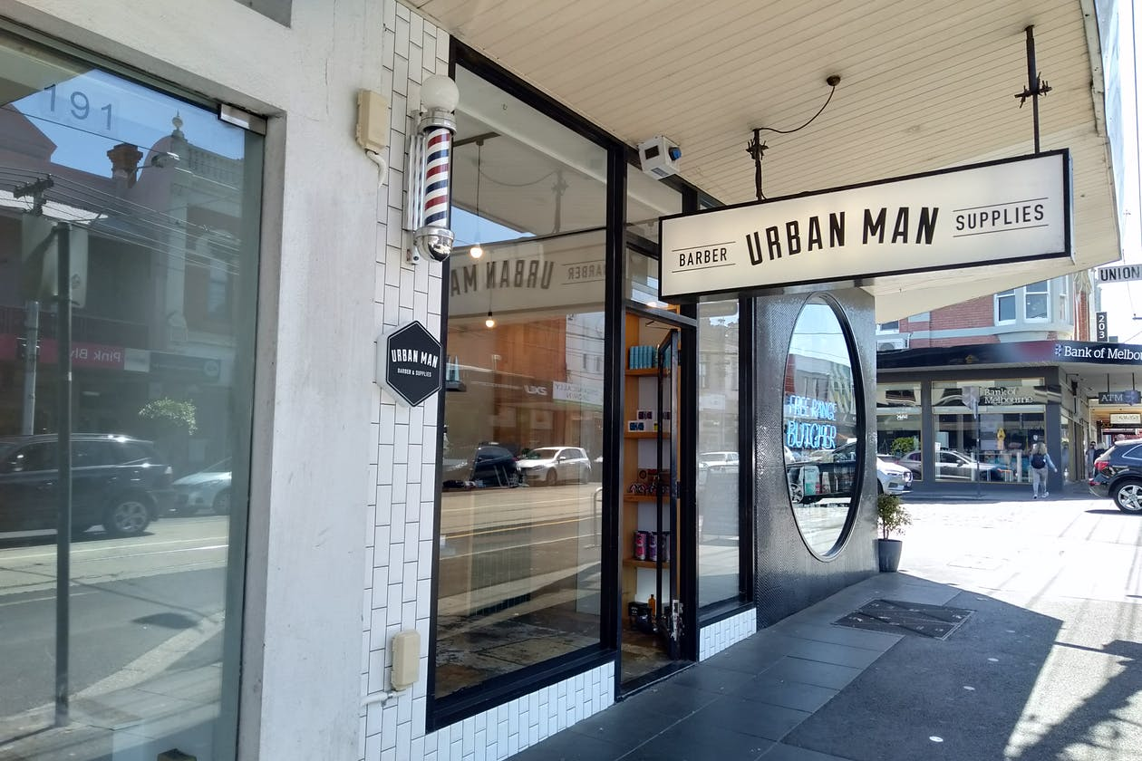 Urban Man - Malvern