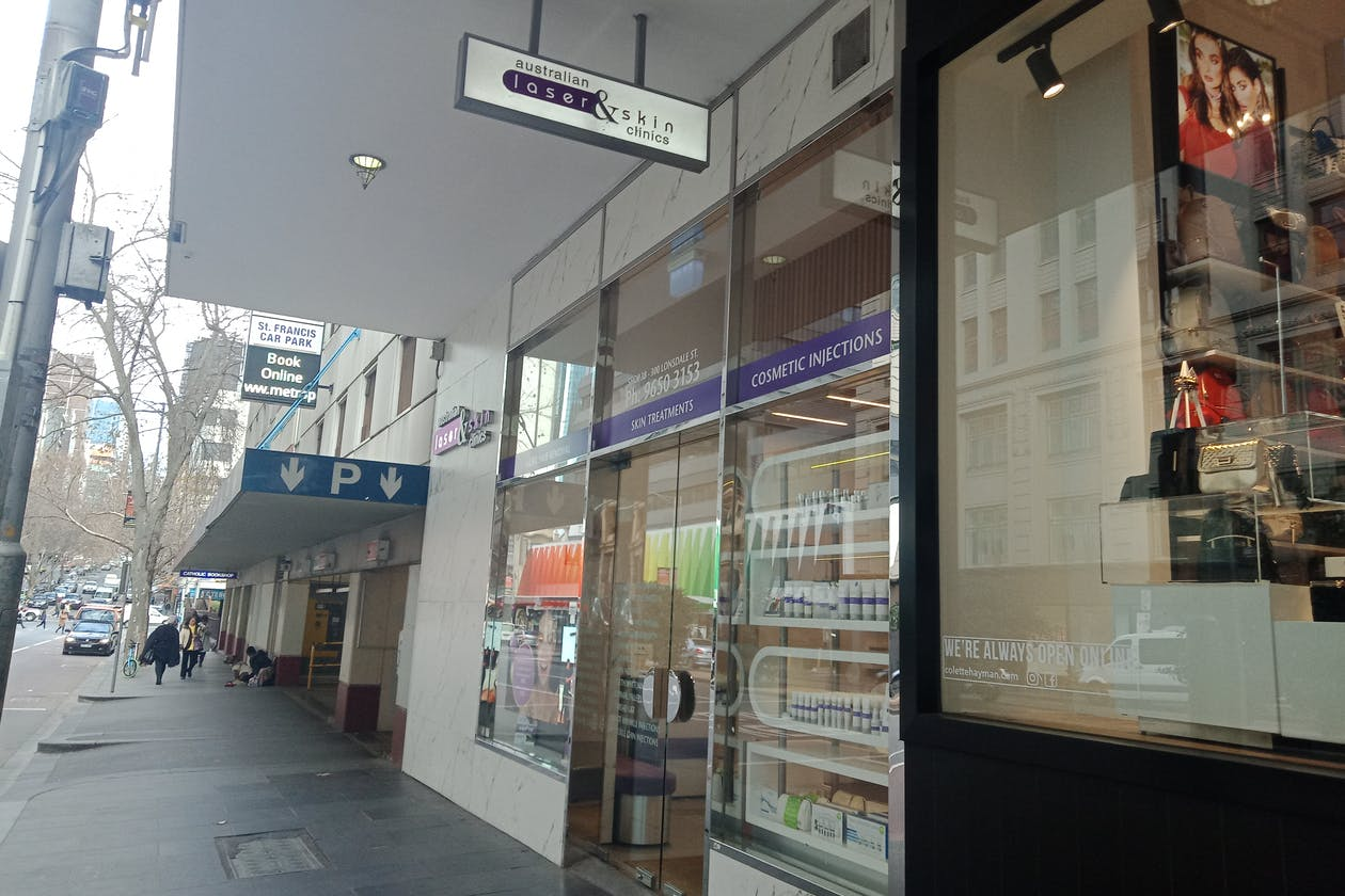 Australian Laser & Skin Clinics - Melbourne CBD
