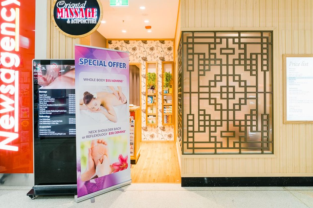 Oriental Massage & Acupuncture - Burwood