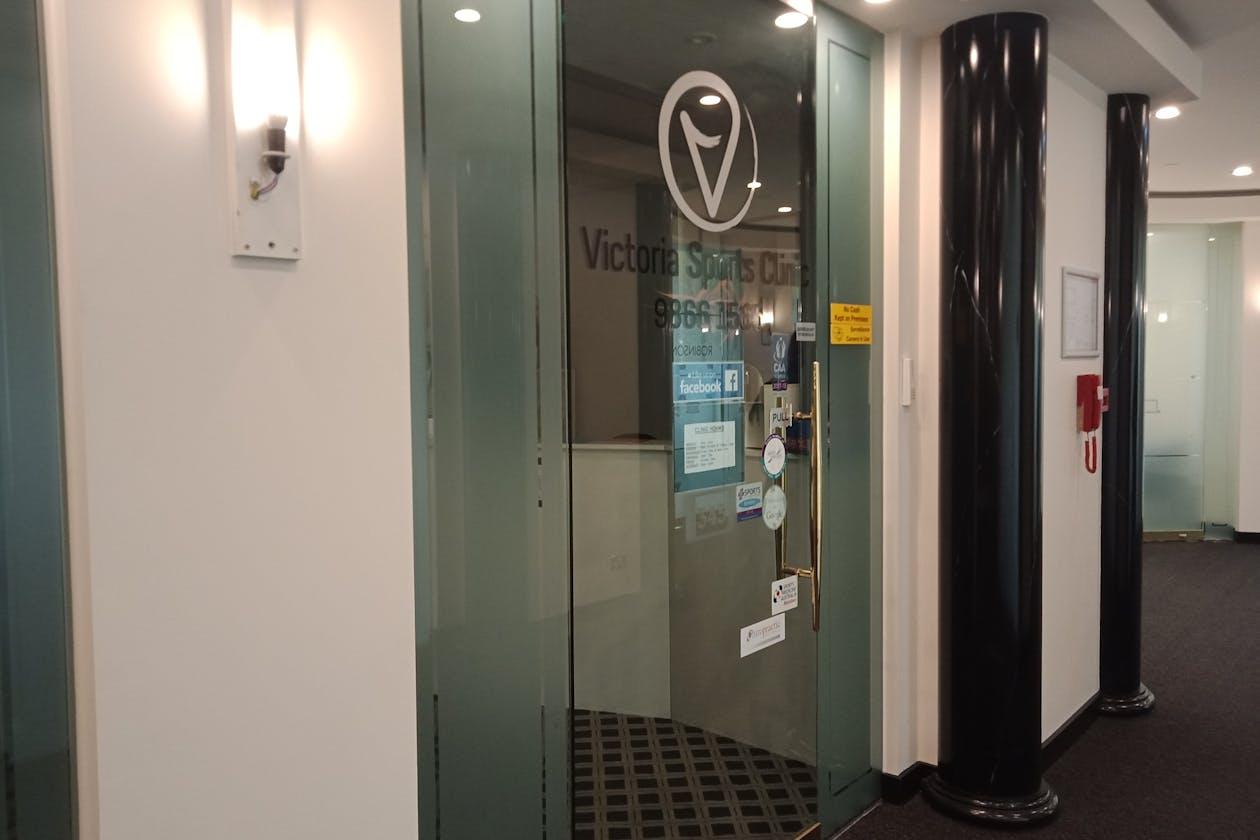 Victoria Sports Clinic