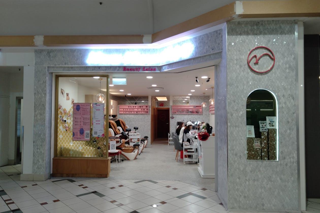 Mew Mew Beauty Salon