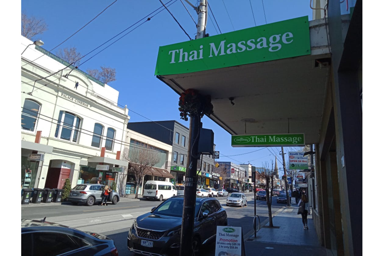 Healthy Thai Massage - South Yarra