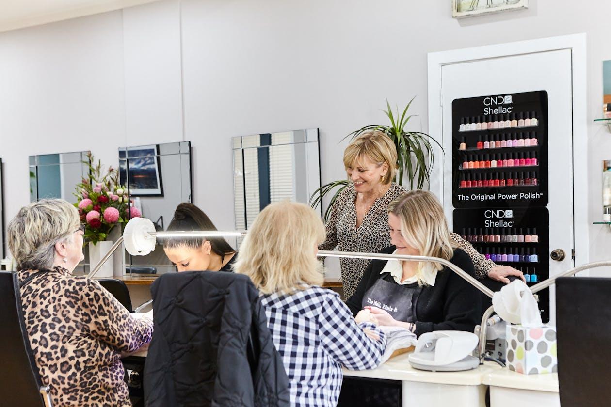The Nail Hair and Beauty Room Mornington image 7