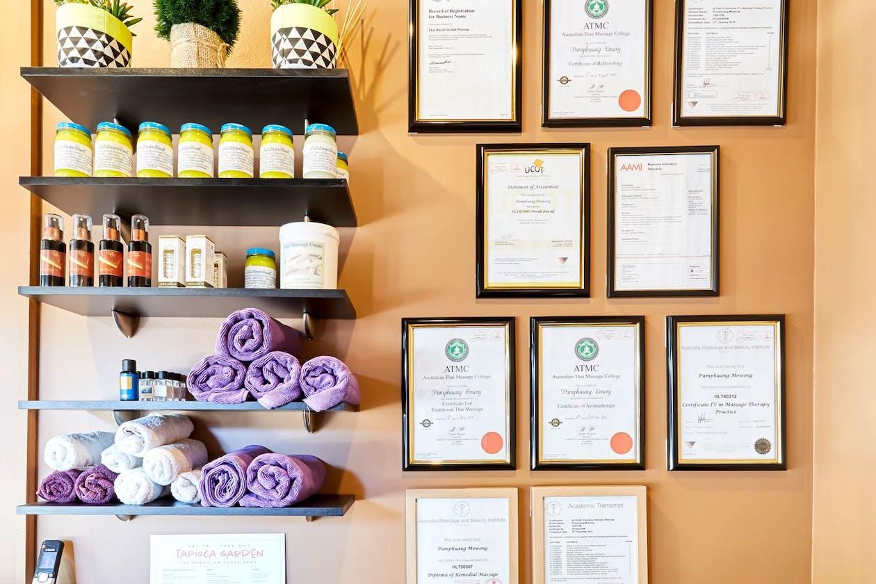 Thai Royal Orchid Massage image 13