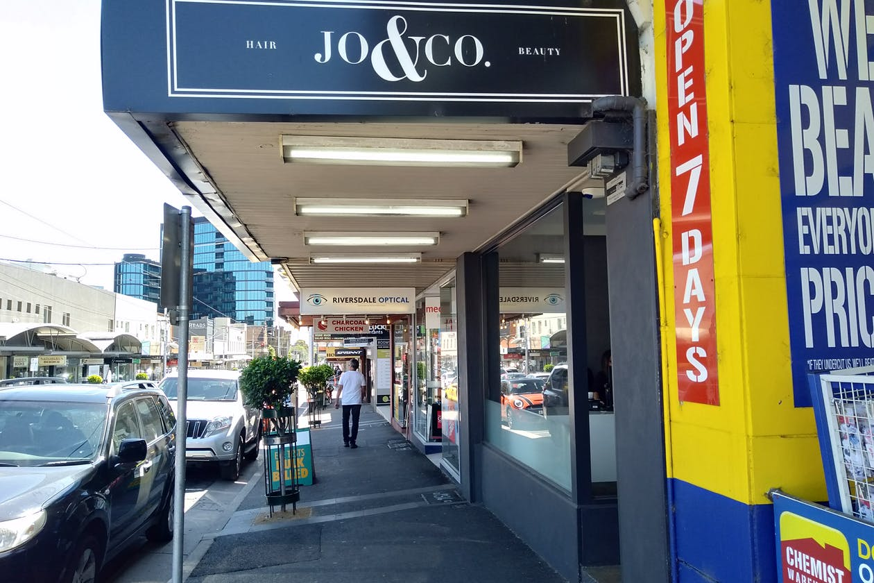 Jo & Co. Hair and Beauty