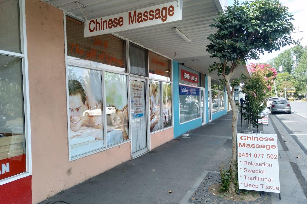 Jia Yi Chinese Massage Academy