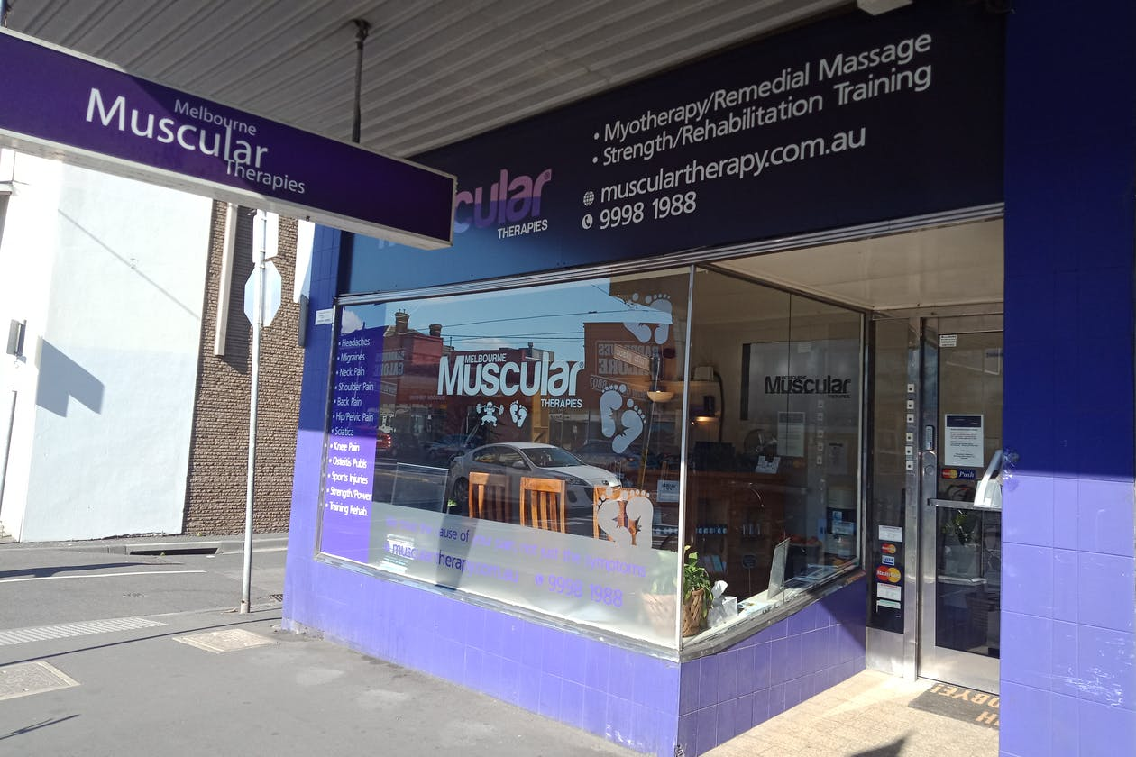 Melbourne Muscular Therapies - Richmond