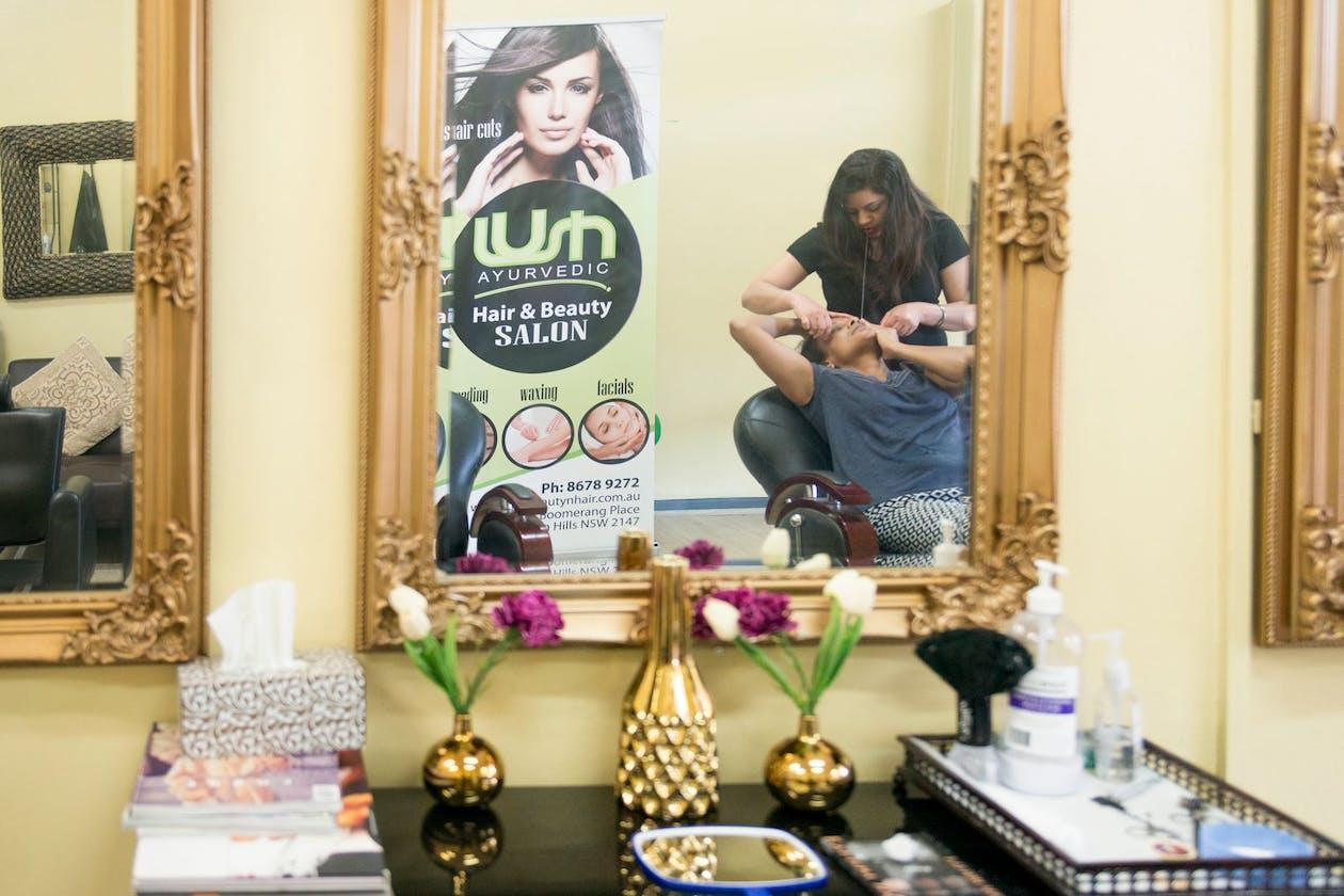 Lush Ayurvedic Beauty and Hair image 4