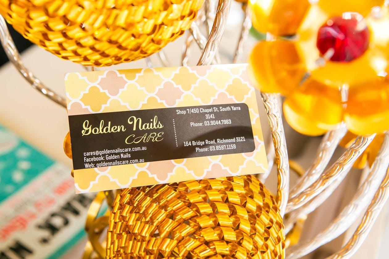 Golden Nails Care - South Yarra image 10
