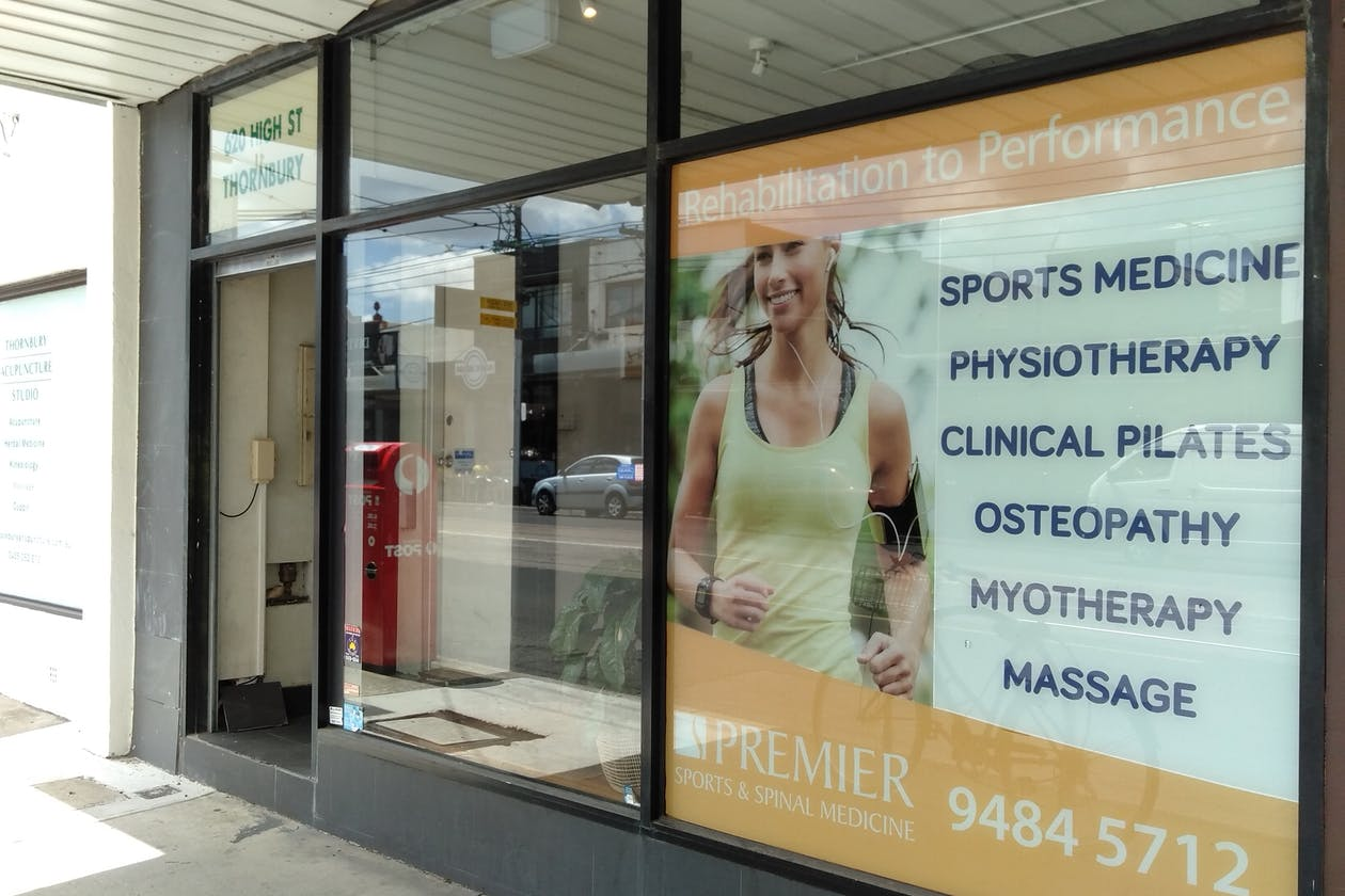 Premier Sports & Spinal Medicine - Thornbury