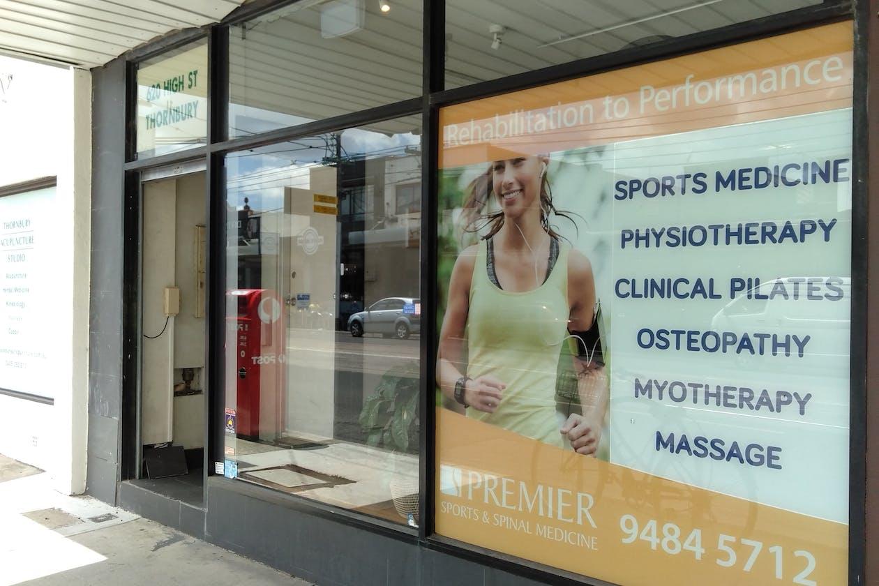 Premier Sports & Spinal Medicine - Thornbury
