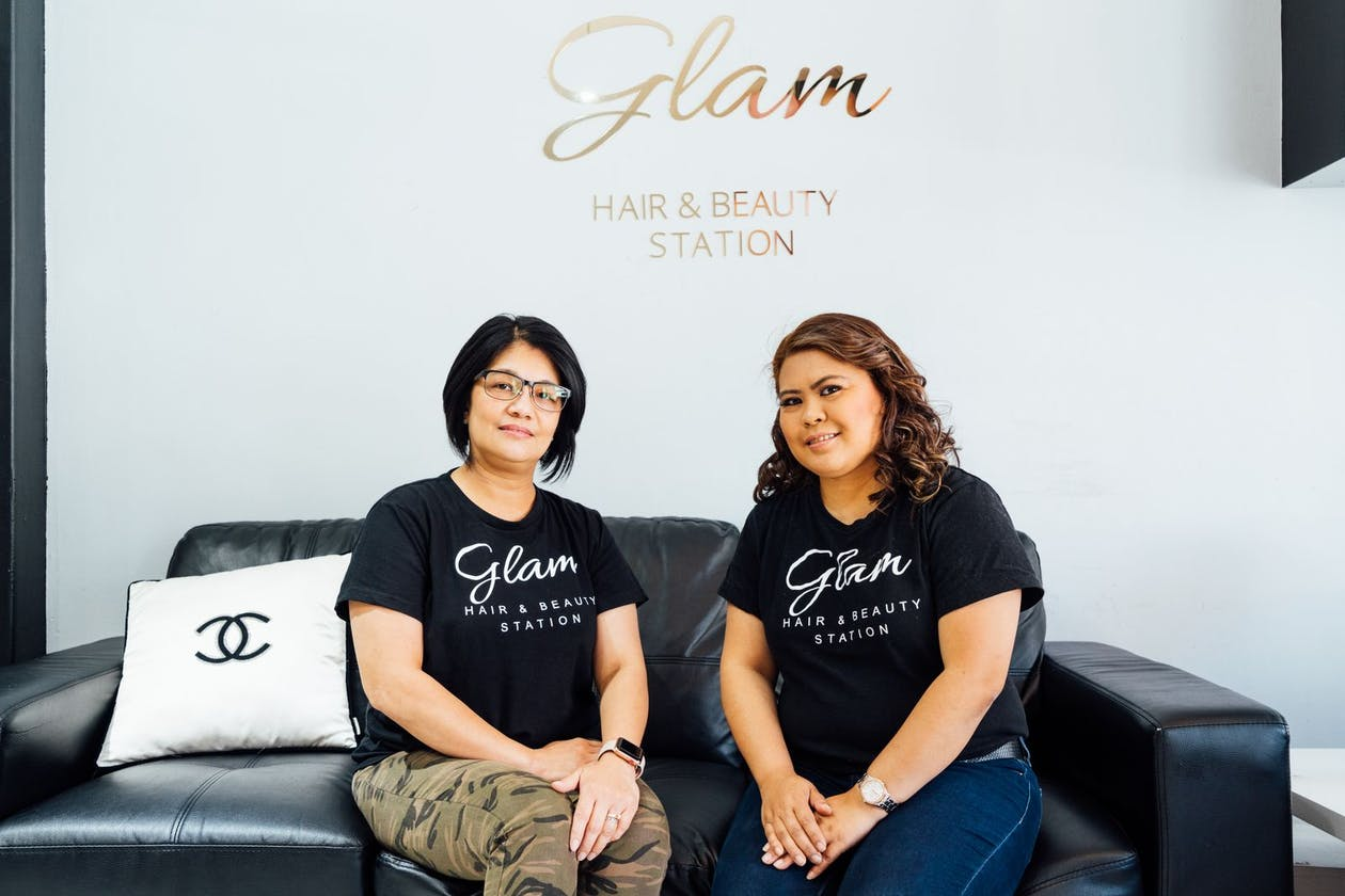 Glam Hair and Beauty Station image 14