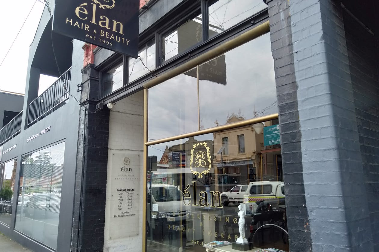 Elan Hairdressing