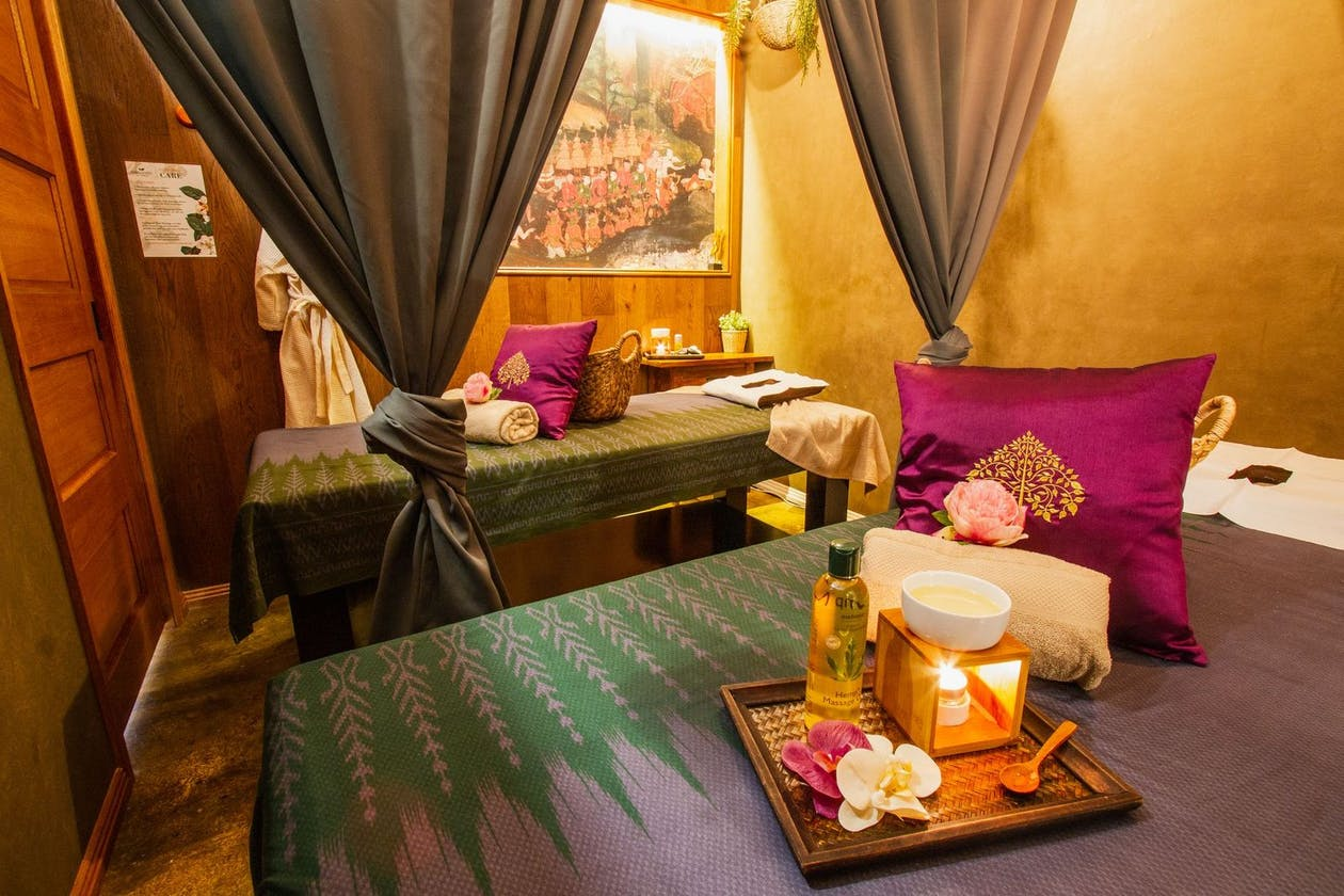 Organic Thai Massage - Newtown