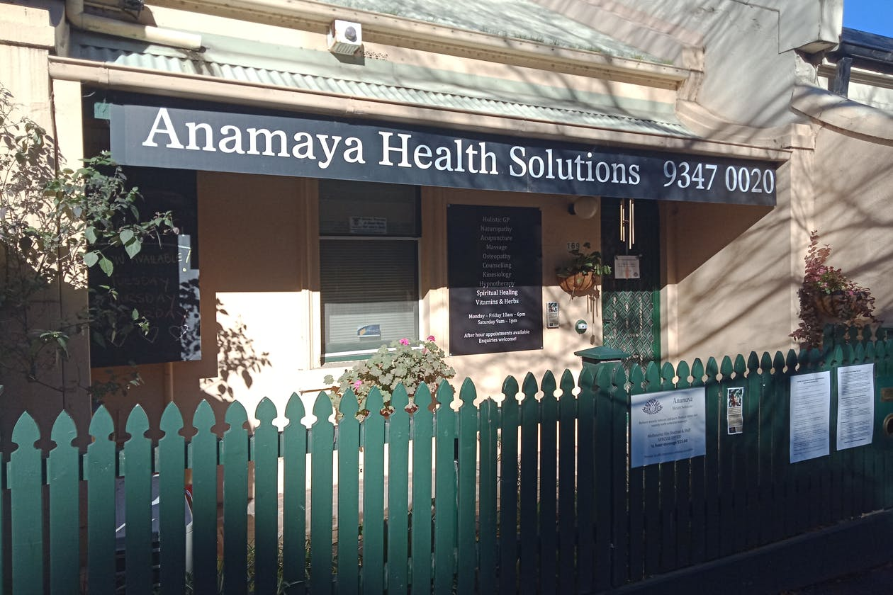 Anamaya Health Solutions