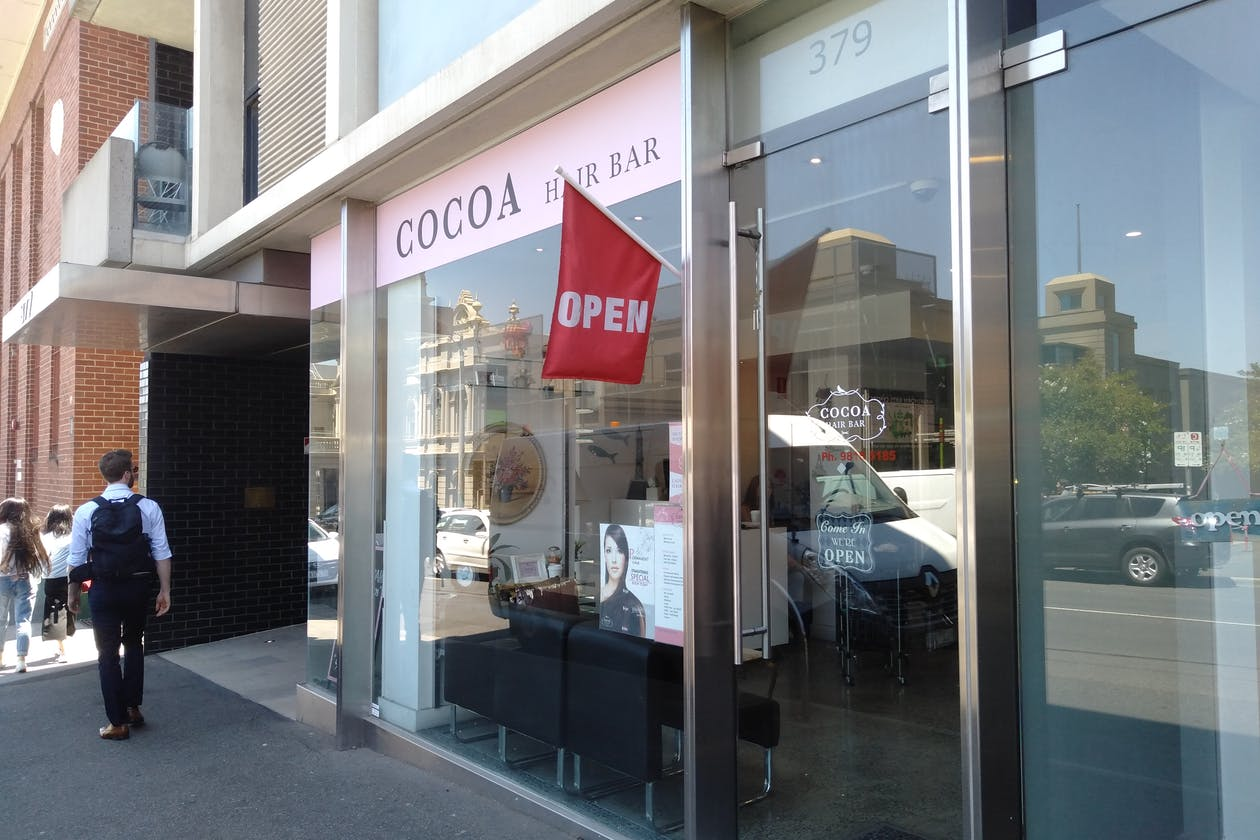 Cocoa Hair Bar