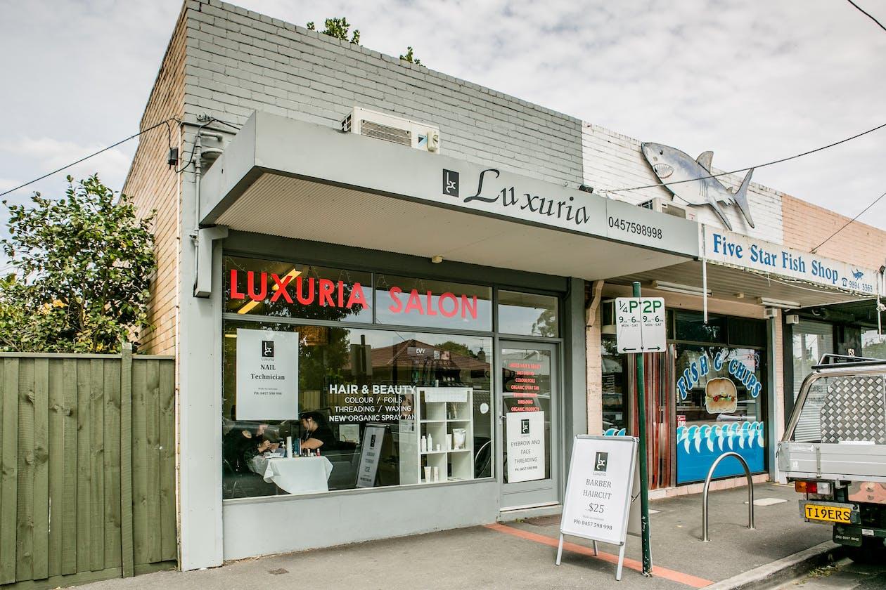 Luxuria Salon image 14