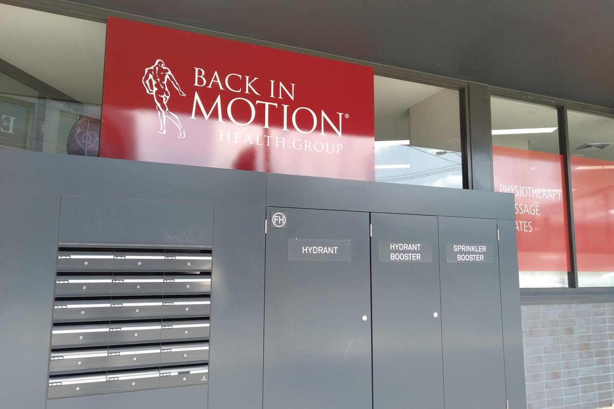 Back in Motion - Camberwell image 2