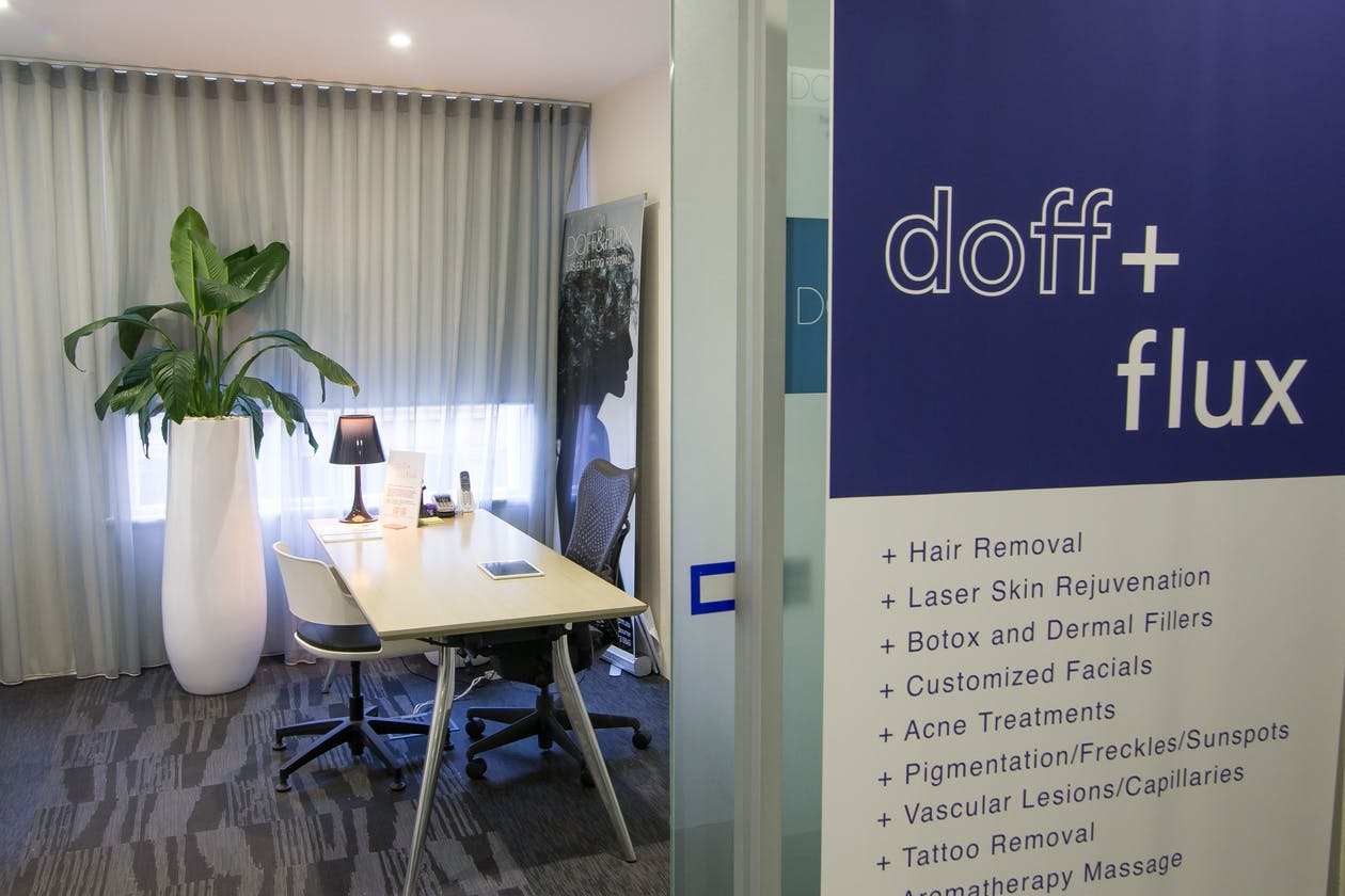 Doff & Flux Laser Clinic