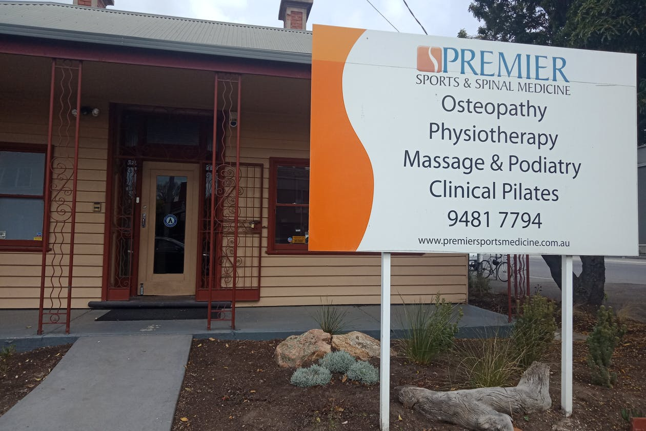 Premier Sports & Spinal Medicine - Fitzroy North