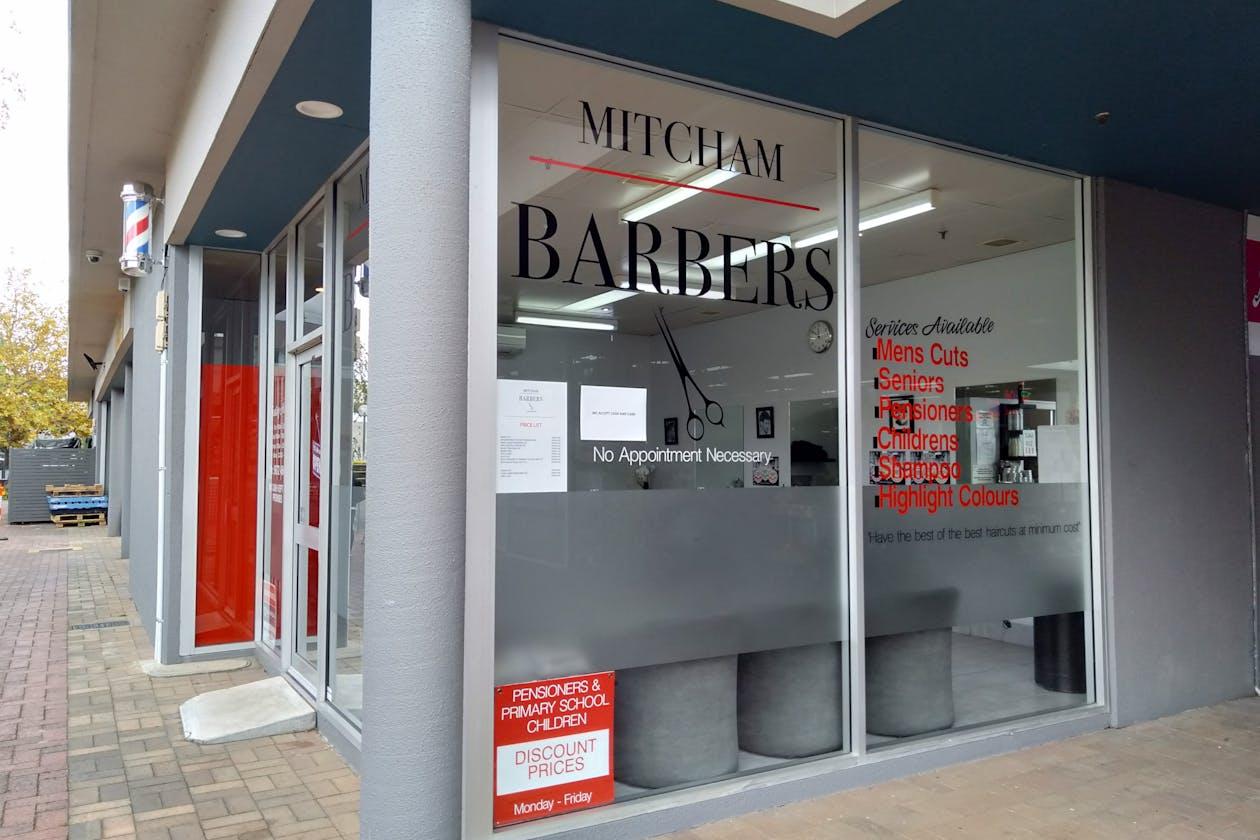 Mitcham Barber