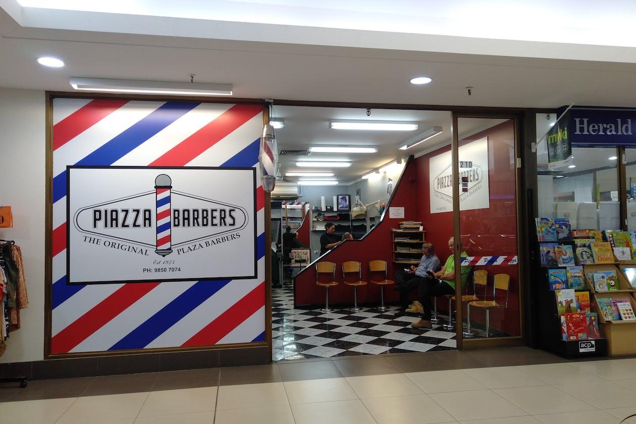 Piazza Barbers