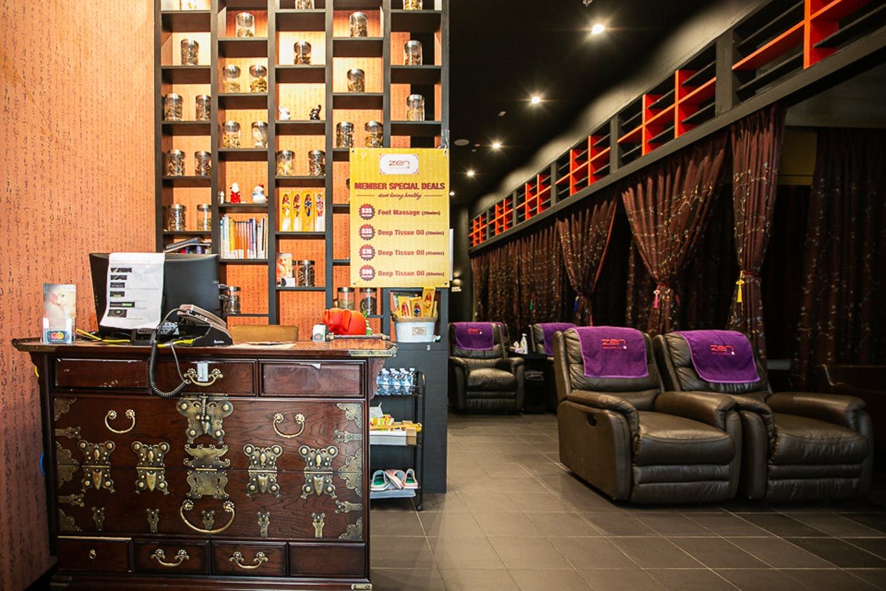 Zen Oriental Holistic Health - Highpoint