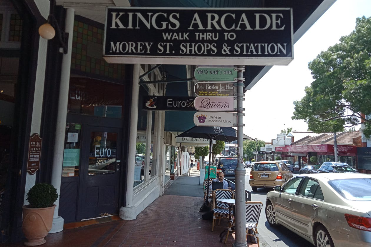 Kings Arcade Chinese Medicine Clinic image 2