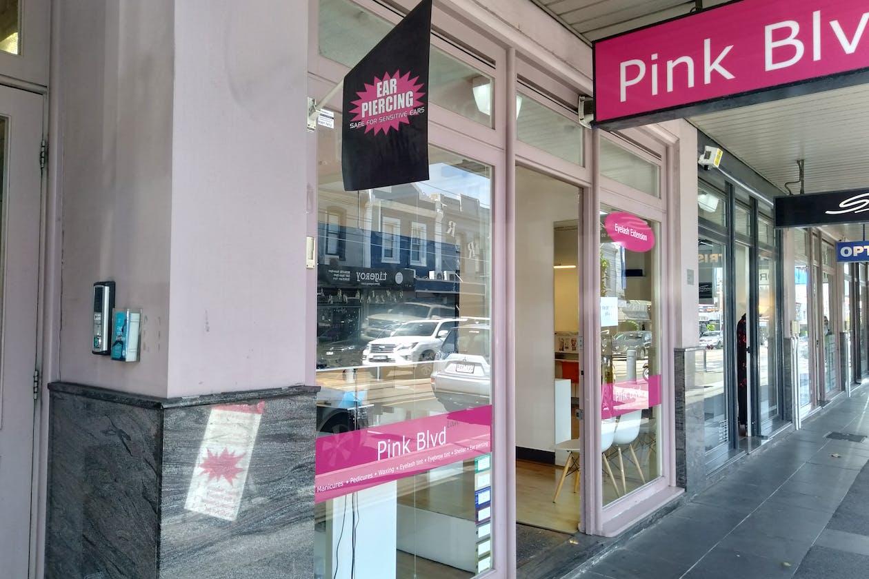 Pink Blvd