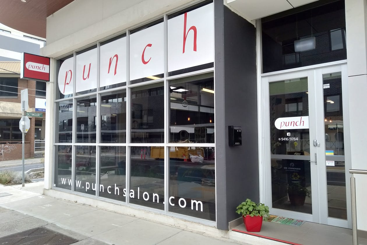 Punch Salon