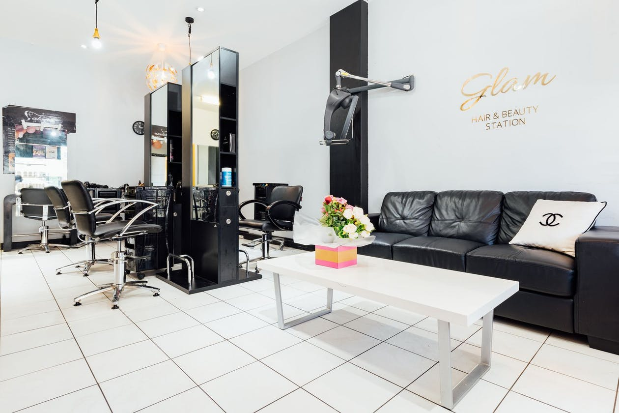 Glam Hair and Beauty Station image 4