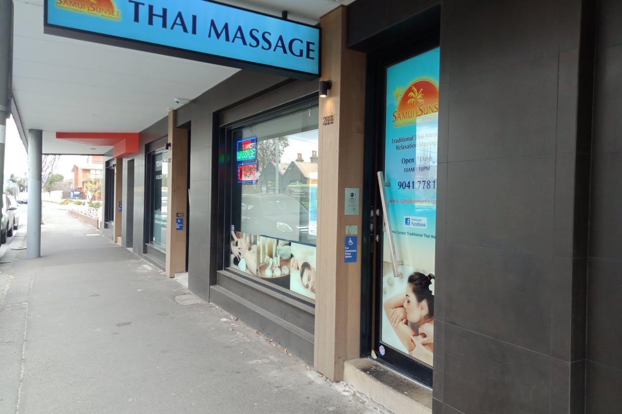 Samui Sunset Traditional Thai Massage - Ascot Vale