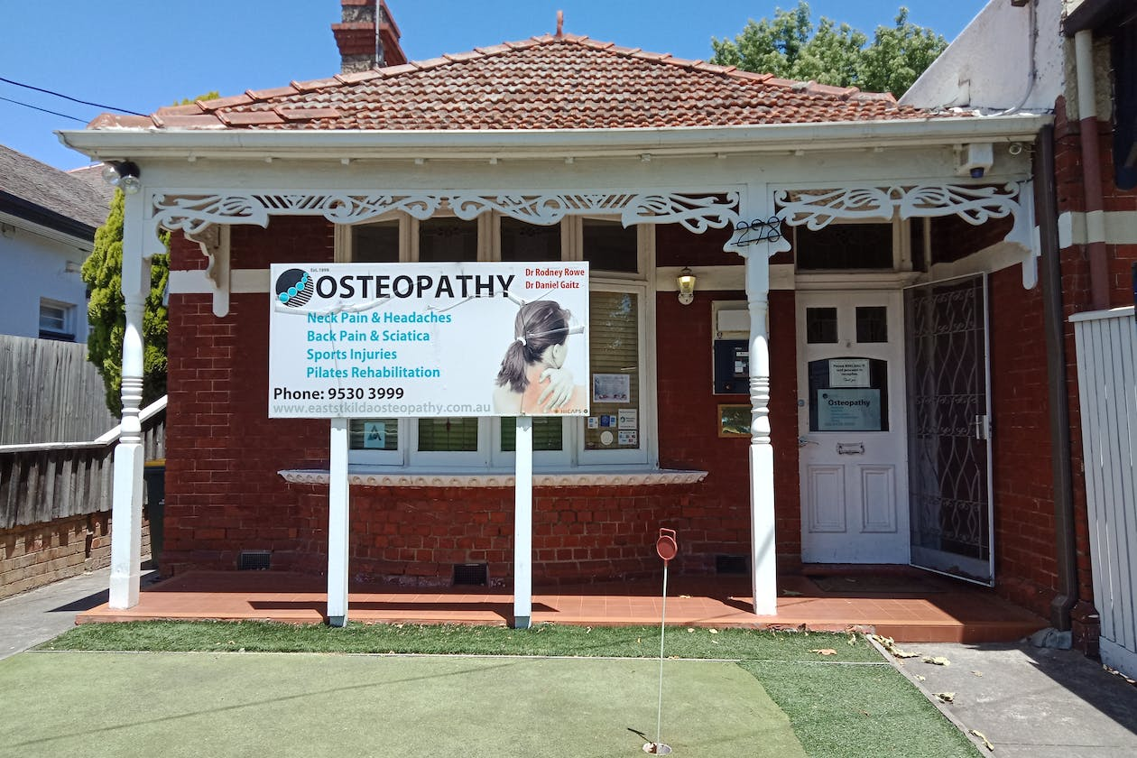 East St Kilda Sports & Spinal Clinic