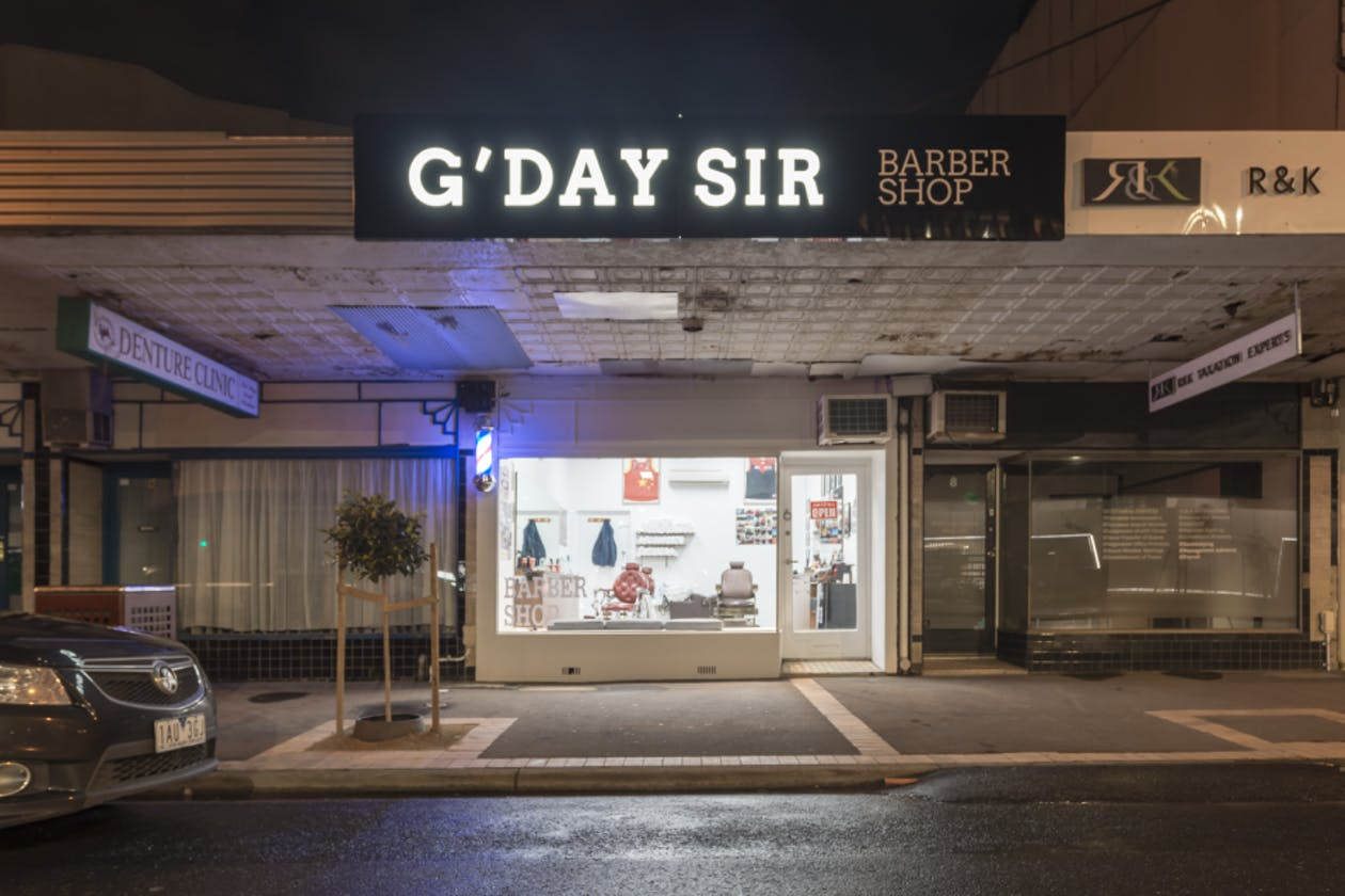 G'day Sir Barber image 7