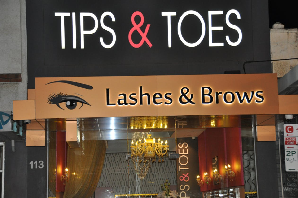 Tips & Toes - Brunswick East image 5
