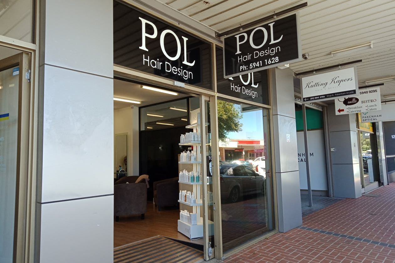 POL Hair Design image 1