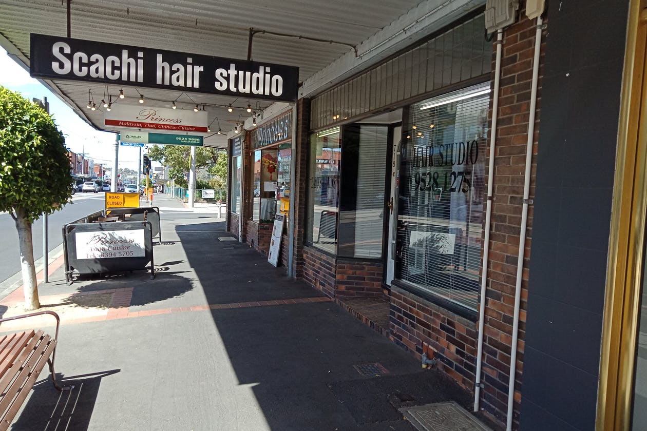 Scachi Hair Studio