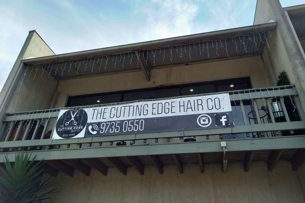 The Cutting Edge Hair & Co.
