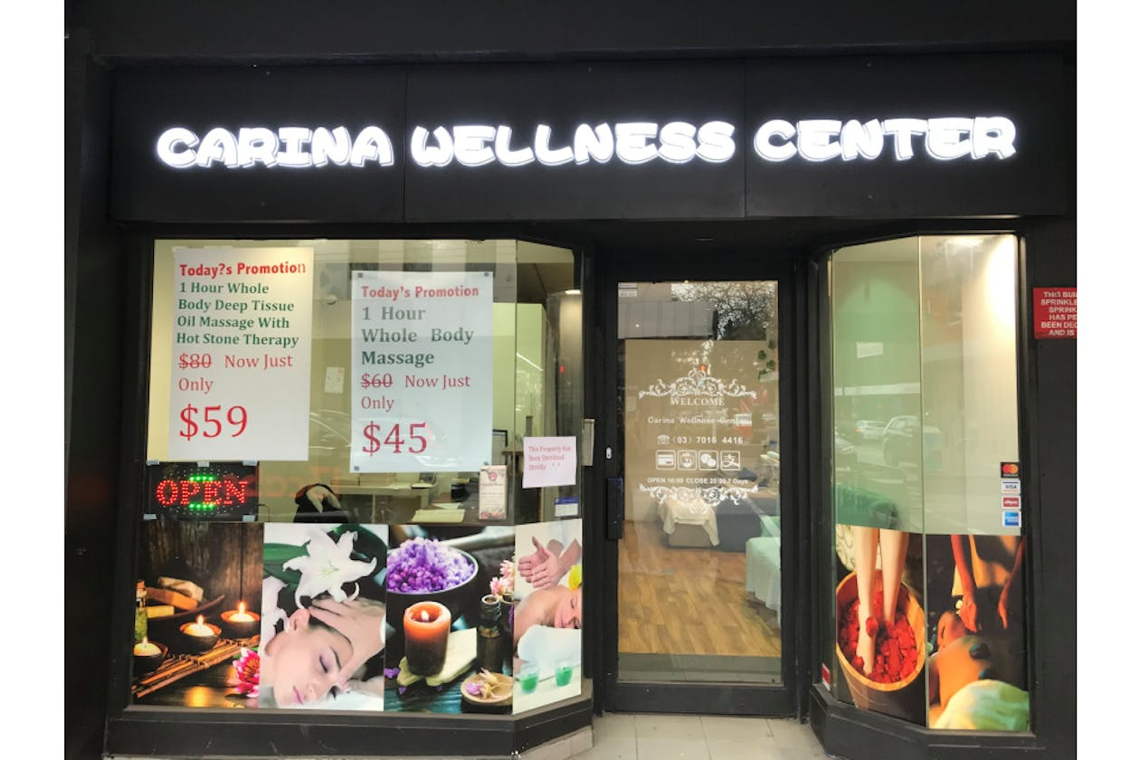 Carina Wellness Center