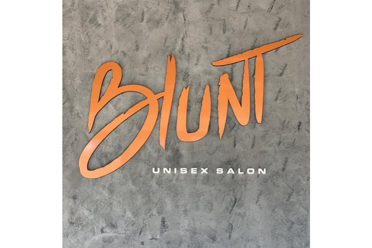 Blunt Unisex Salon