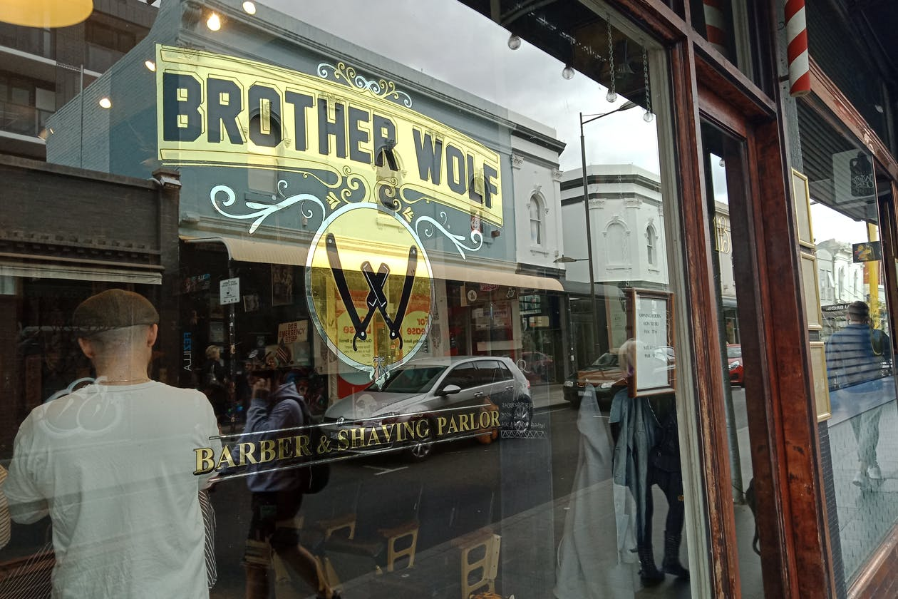 Brother Wolf Barber