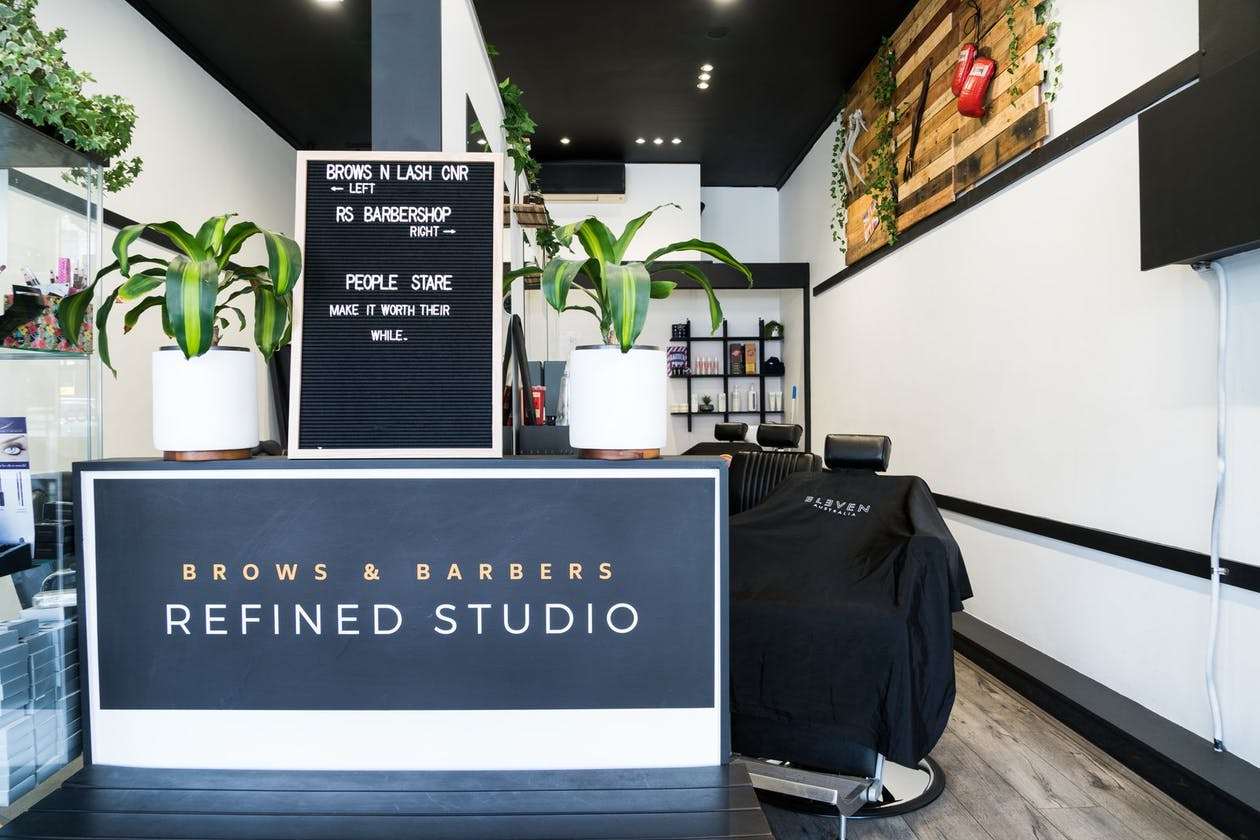 Refined Studio Barbershop