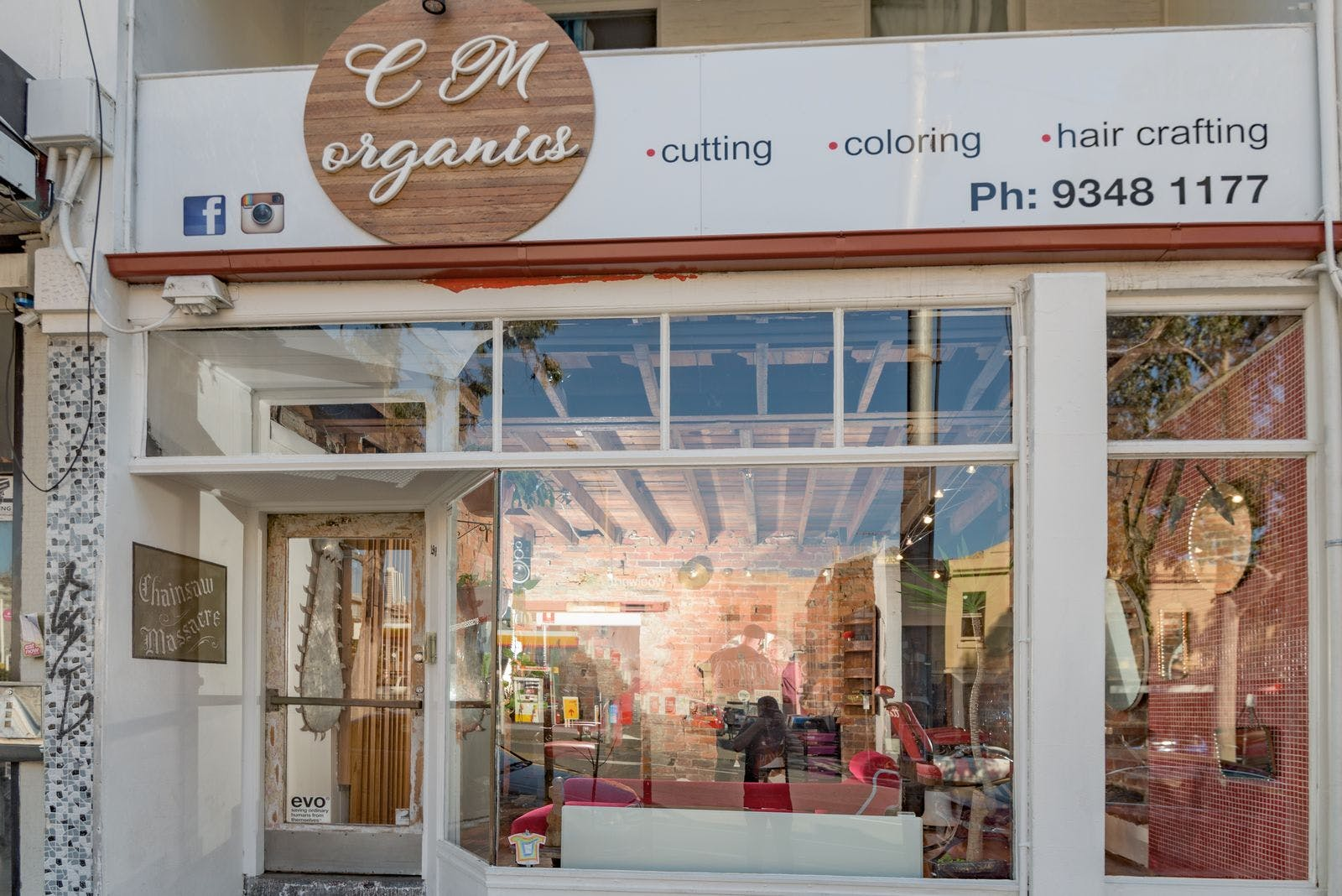 CM Organics - Carlton  Haircut and Hairdressing  Hair Highlights