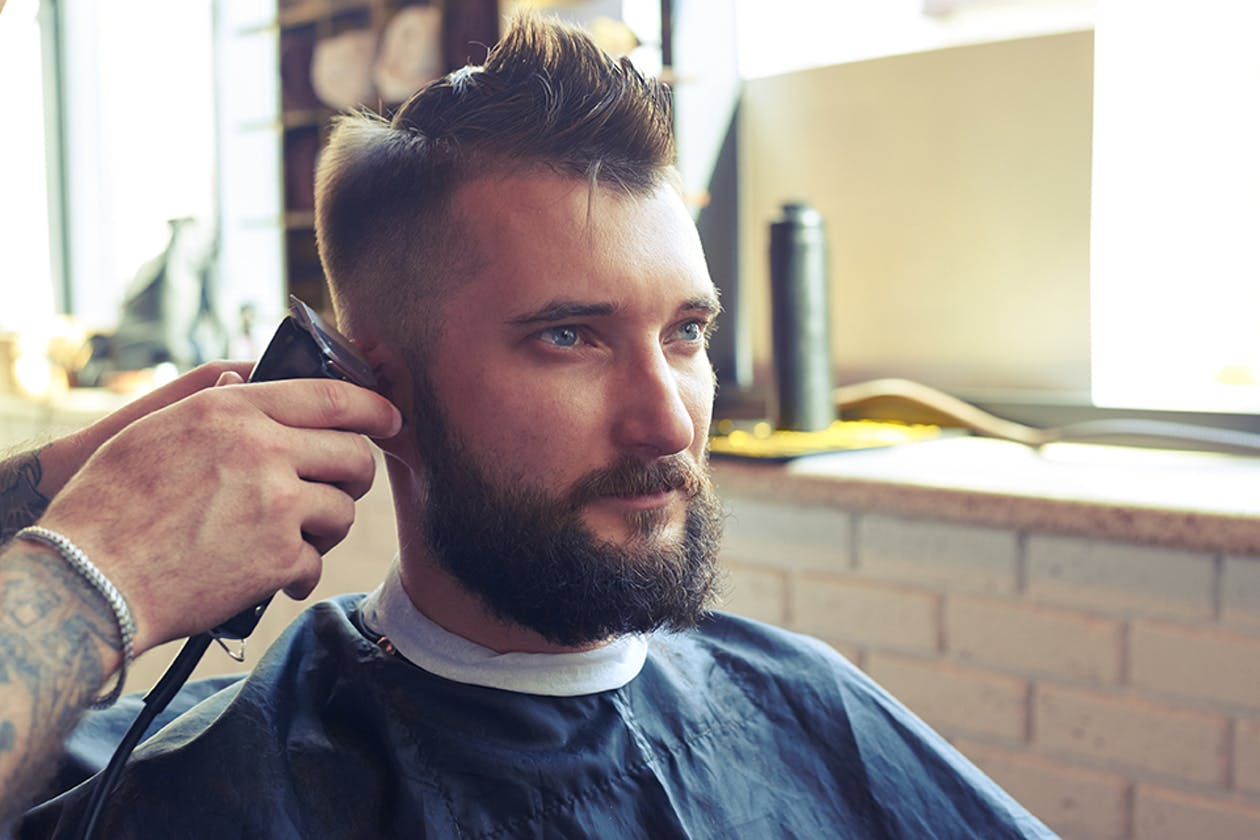 Church St Barbers image 1