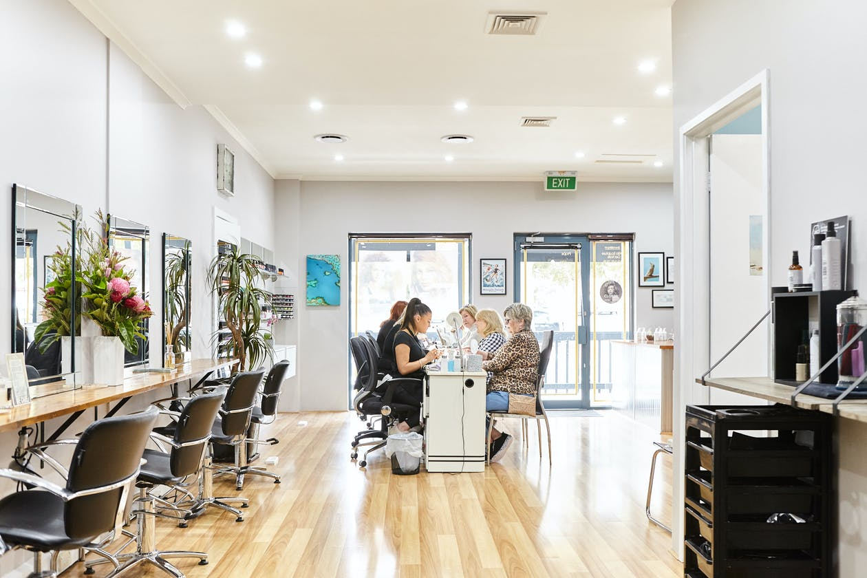 The Nail Hair and Beauty Room Mornington