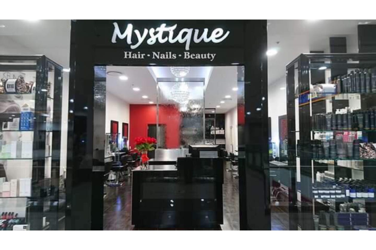 Mystique Hair Nails Beauty