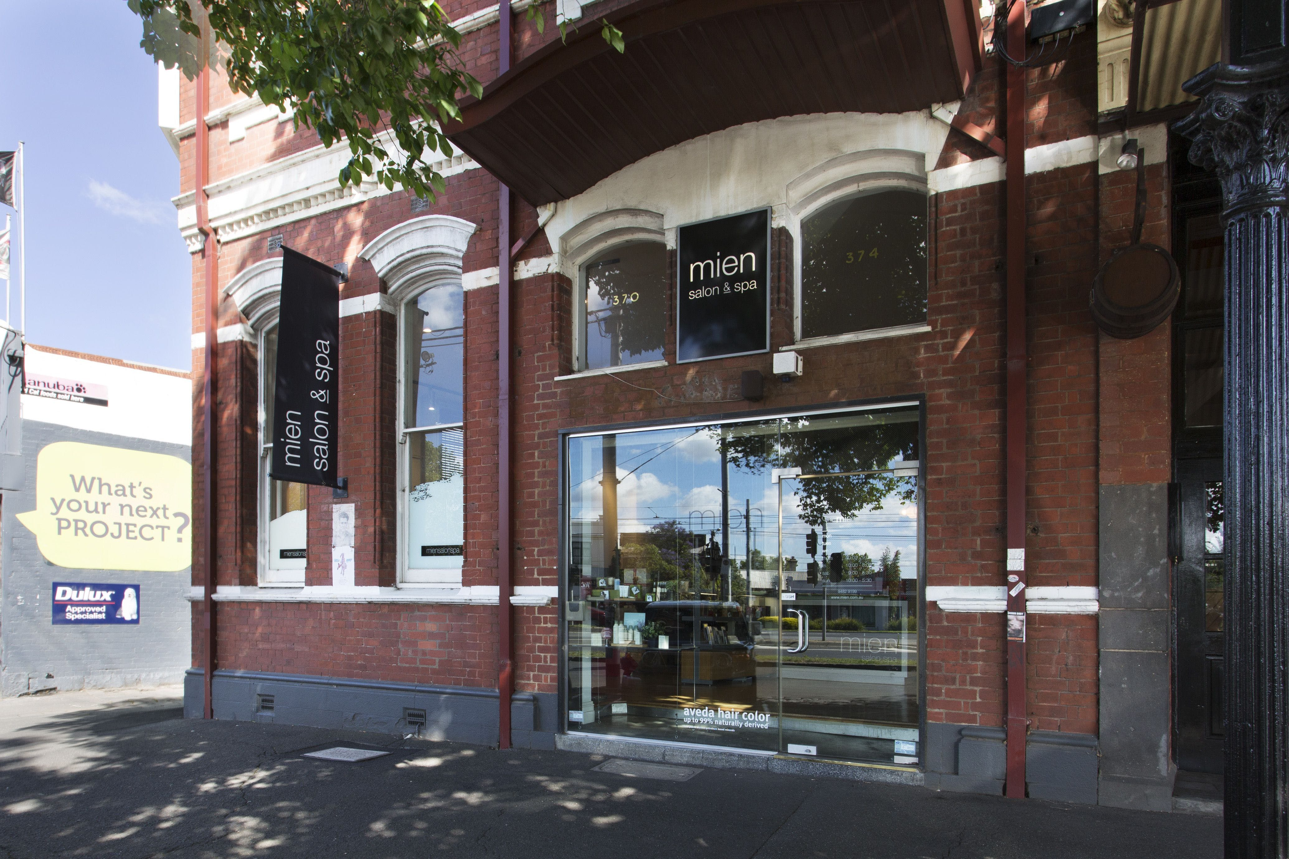 Mien Salon Spa Fitzroy North Haircut And Hairdressing Bookwell